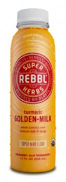 REBBL : Turmeric Golden-Milk