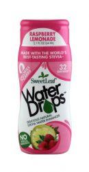 SweetLeaf Water Drops: SweetLeaf RaspLem Front