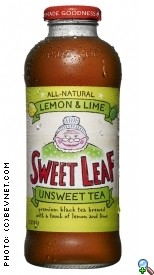 Lemon & Lime Unsweet Tea