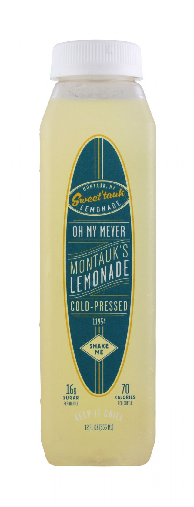Sweet'tauk Lemonade: SweetTaulk OhMyMeyer Front