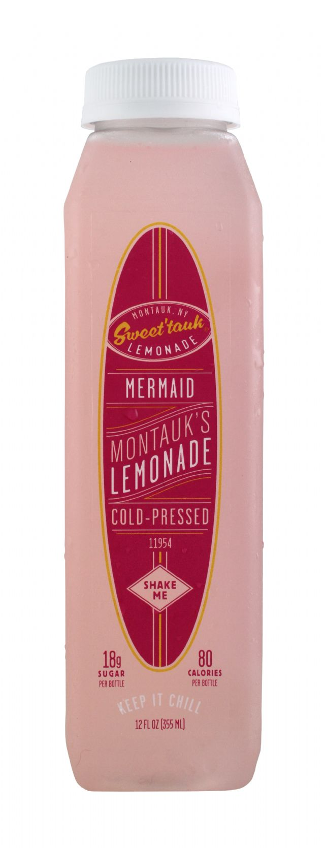 Sweet'tauk Lemonade: SweetTaulk Mermaid Front