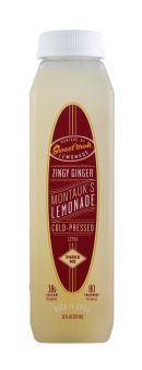 Sweet'tauk Lemonade: SweetTaulk ZingyGinger Front