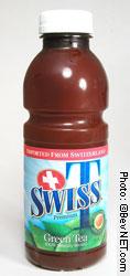 Swiss T Green Tea