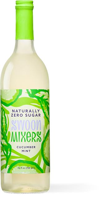 Swoon Cucumber Mint Mixer