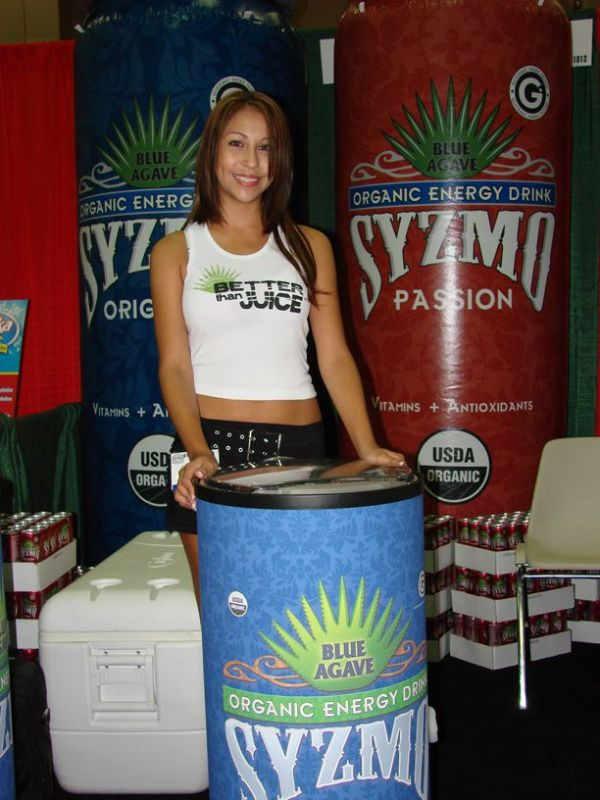 Syzmo Energy: TEXAS FOOD AND FUEL EXPO