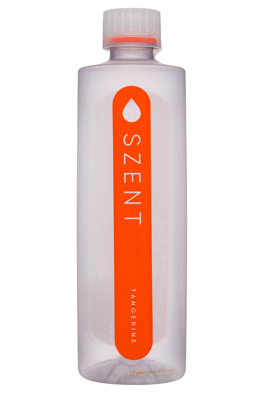 Szent: Szent-20oz-Water-Tangerine