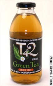 Green Tea - Jamaican Ginger