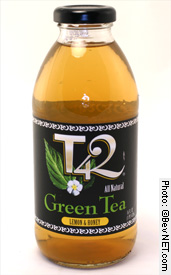 Green Tea - Lemon and Honey