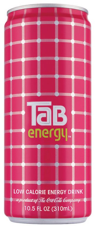 Tab Energy Drink: Tab Energy Drink