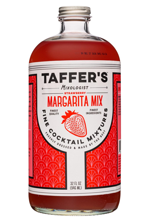 Strawberry Margarita Mix Taffer S Mix Bevnet Com Product Review Ordering Bevnet Com