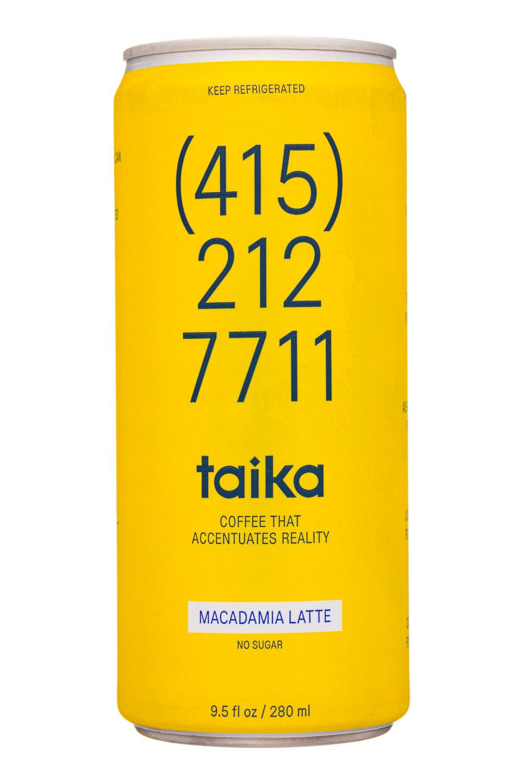 Macadamia Latte