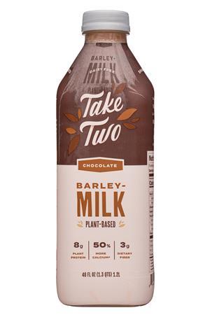 Take Two: TakeTwo-40oz-2020-BarleyMilk-Choc-Front
