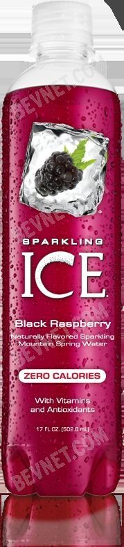 Sparkling Ice -Talking Rain: Black Raspberry