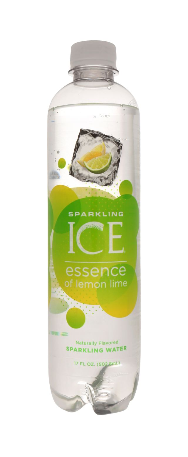 Sparkling ICE Essence of Water: SparkICE LemLime Front