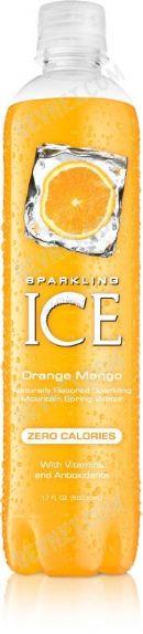 Sparkling Ice -Talking Rain: Orange Mango