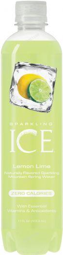 Sparkling Ice -Talking Rain: