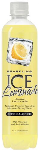 Sparkling Ice -Talking Rain: Lemonade