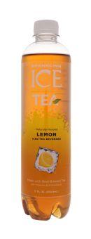 Sparkling Ice -Talking Rain: Sparkling Lemon Front
