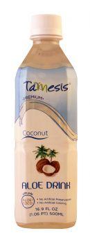 Tamesis Aloe Drink: Tamesis Coconut Front