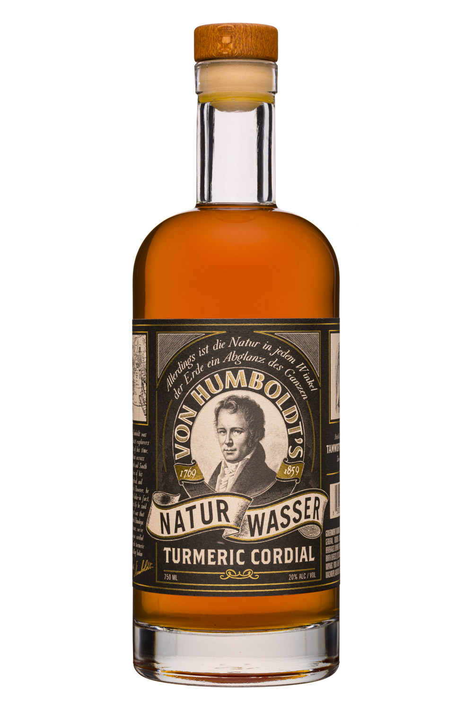 Von Humboldt's Turmeric Cordial