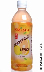 Grapefruit Lemon Fusion