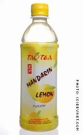 Mandarin Lemon Fusion