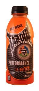 Tapout Performance: Tapout WildOrange Front