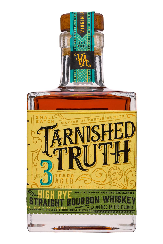 High Rye Straight Bourbon Whiskey