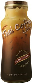 6  280ml Glass Bottle GÇô TN Thai Coffee (All Natural)
