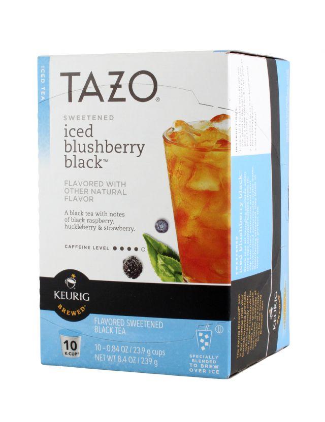 Tazo Tea: Tazo BlushBlack Front