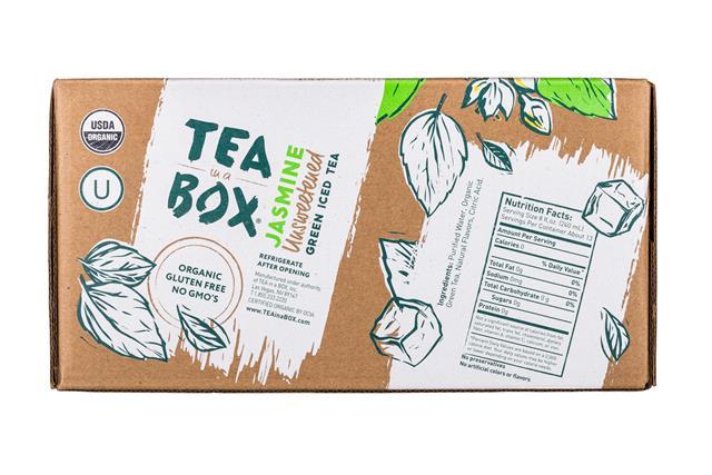 Tea in a Box: TeaInABox-FamilyPack-3Liter-Jasmine-Facts