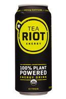 Tea Riot: TeaRiot-16oz-2020-Energy-Citrus-Front