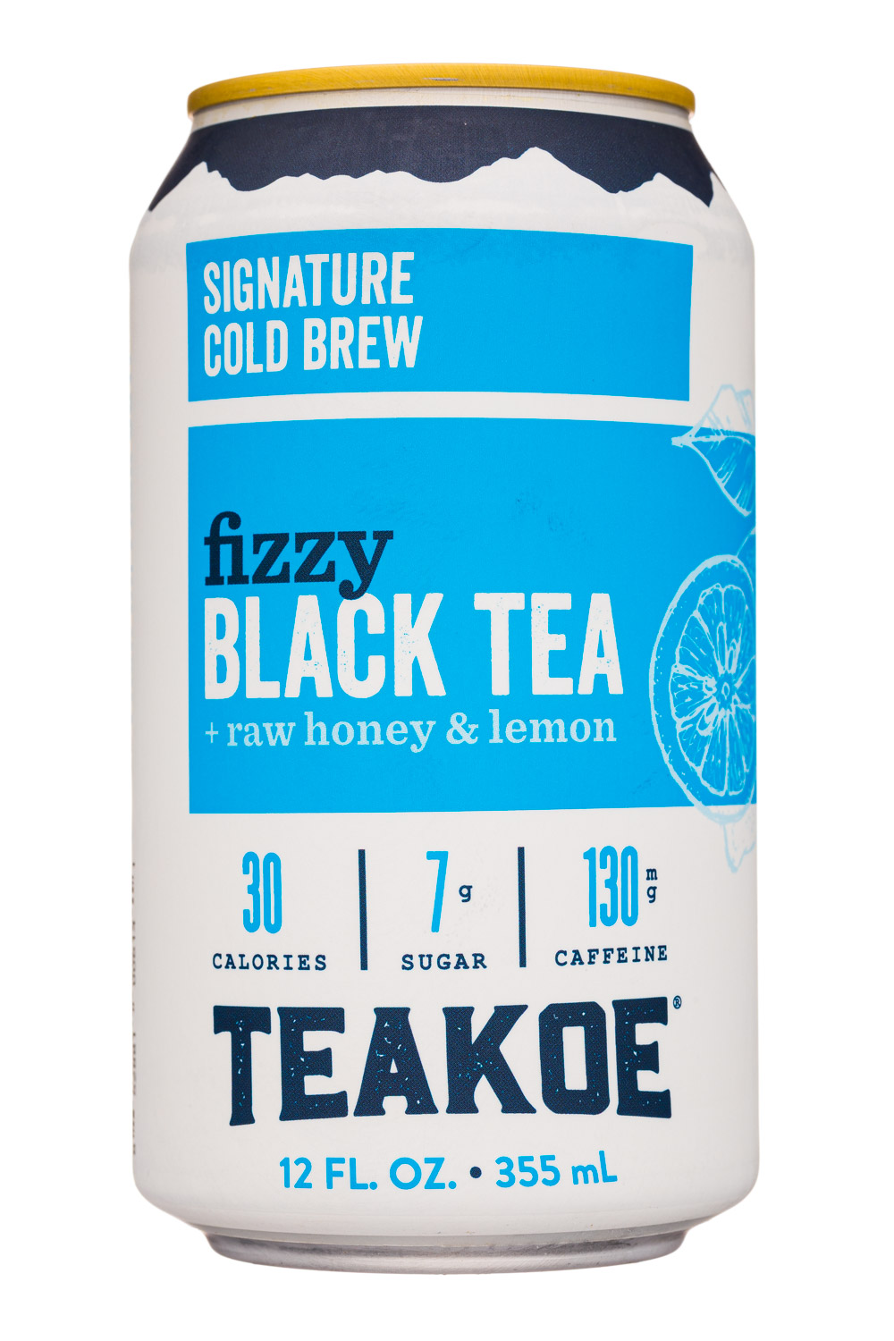 Signature Cold Brew - Fizzy Black Tea