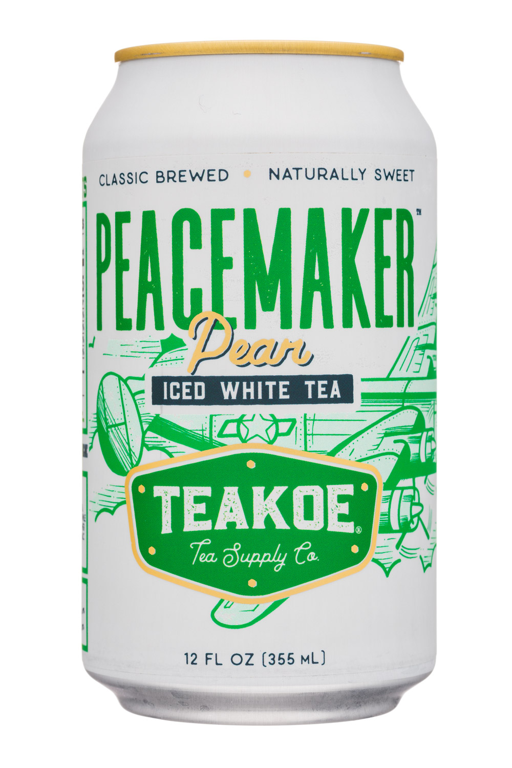 Pear Iced White Tea