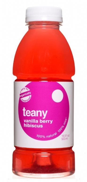 Teany: Vanilla Berry Hibiscus