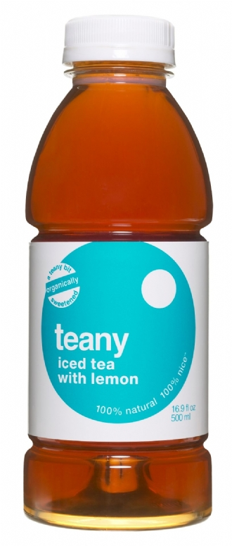 Teany: Iced Tea with Lemon