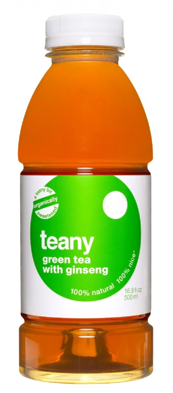 Teany: Green Tea with Ginseng