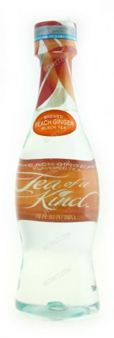 Peach Ginger Black Tea (2012)