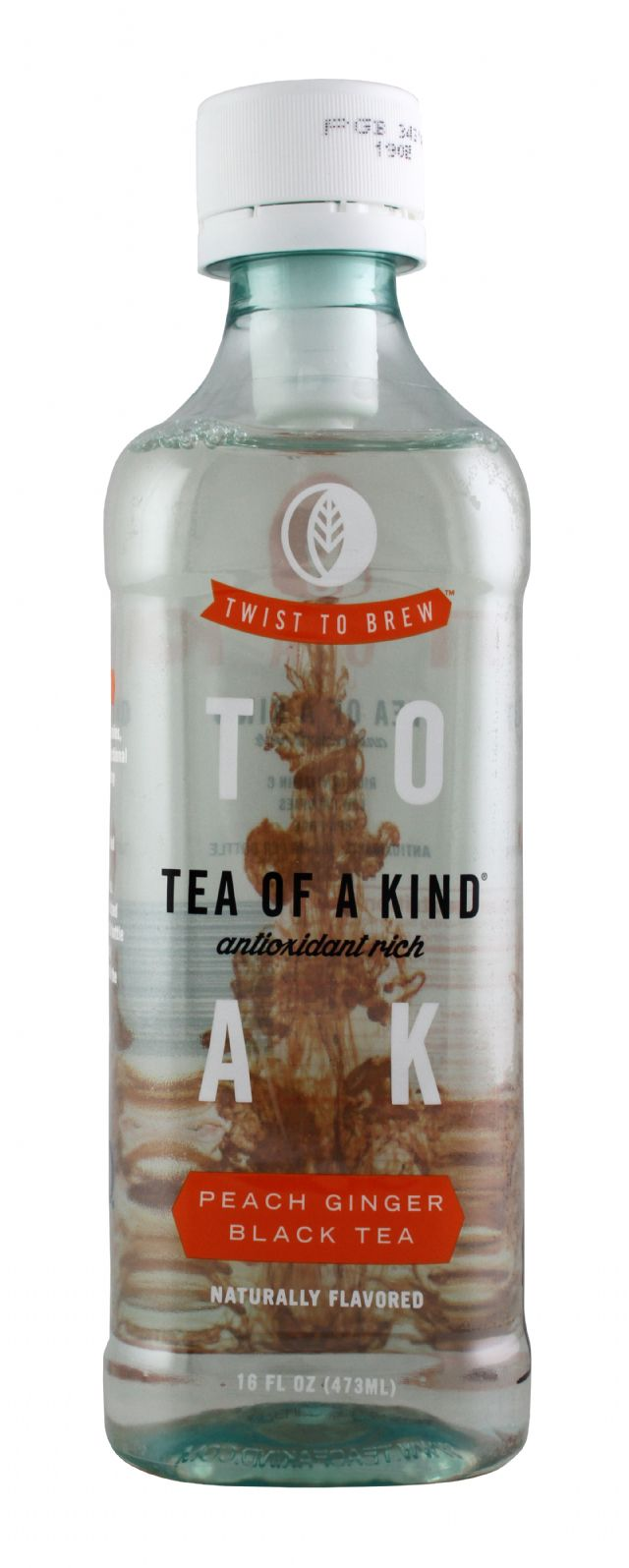 Tea of a Kind: TeaKind PeachGing Front
