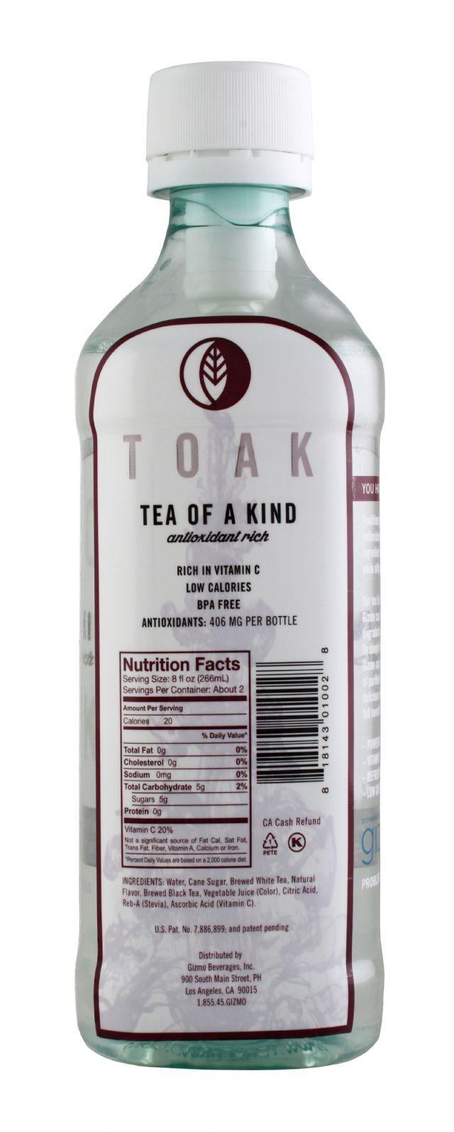 Tea of a Kind: TeaKind PomAcai Facts