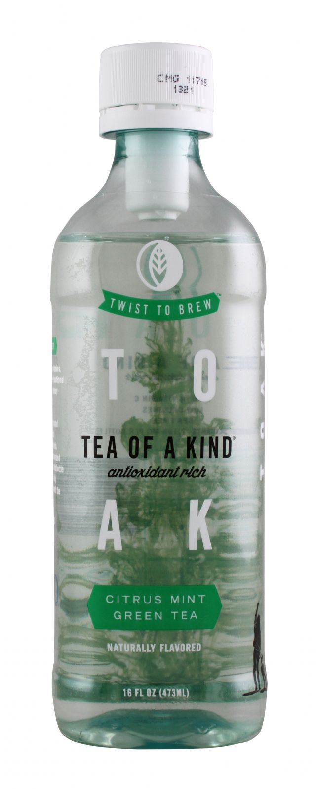 Tea of a Kind: TeaKind CitMint Front