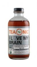 Teaonic Herbal Tea Tonics: TeaOnic Brain Front
