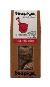 british classic - rhubarb & ginger