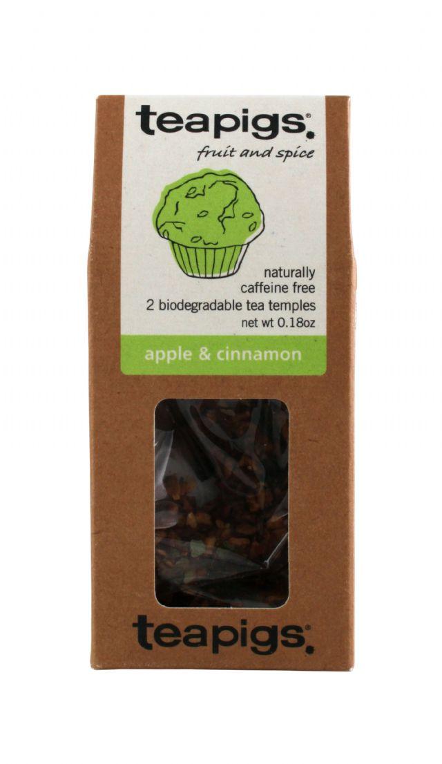 teapigs: TeaPigs AppleCinn Front
