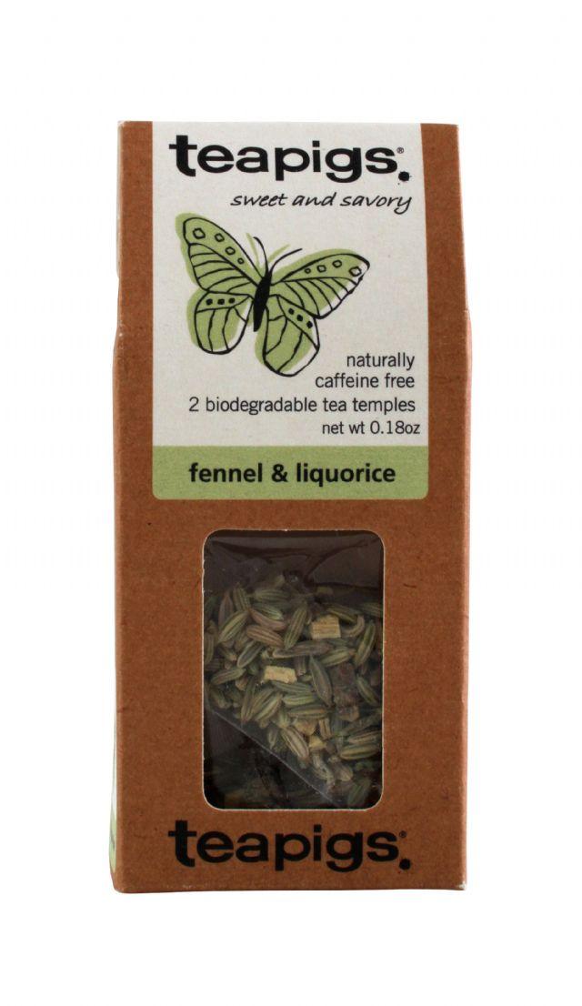 teapigs: TeaPigs FennelLiq Front