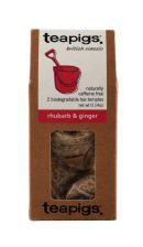 teapigs: TeaPigs RhubarbGing Front