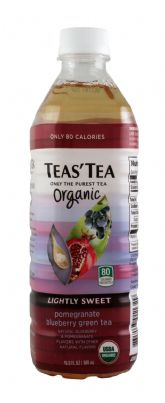 Organic Pomegranate Blueberry Green Tea