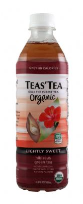 Organic Hibiscus Green Tea