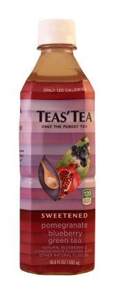 Pomegranate Blueberry Green Tea (2014)
