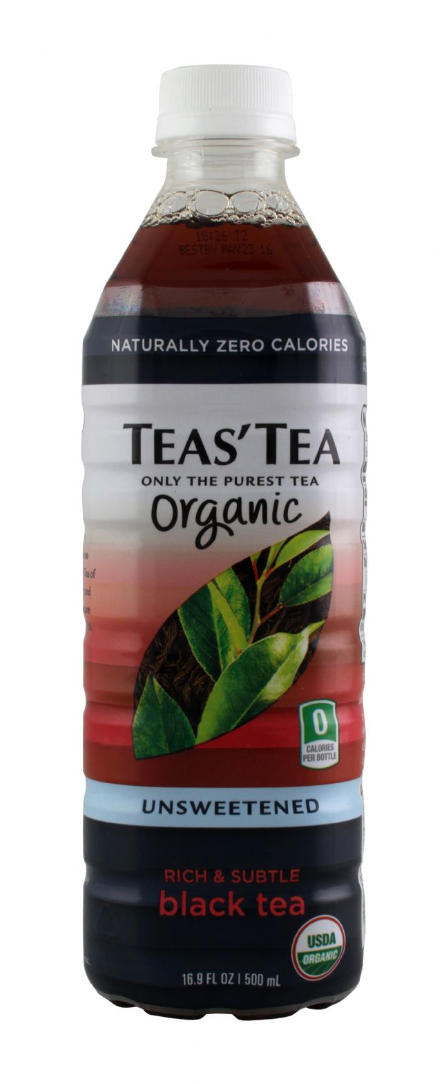 Teas' Tea: TeasTea BlackTea Front